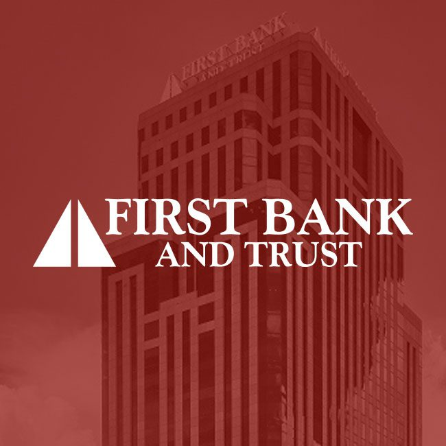 First Bank and Trust