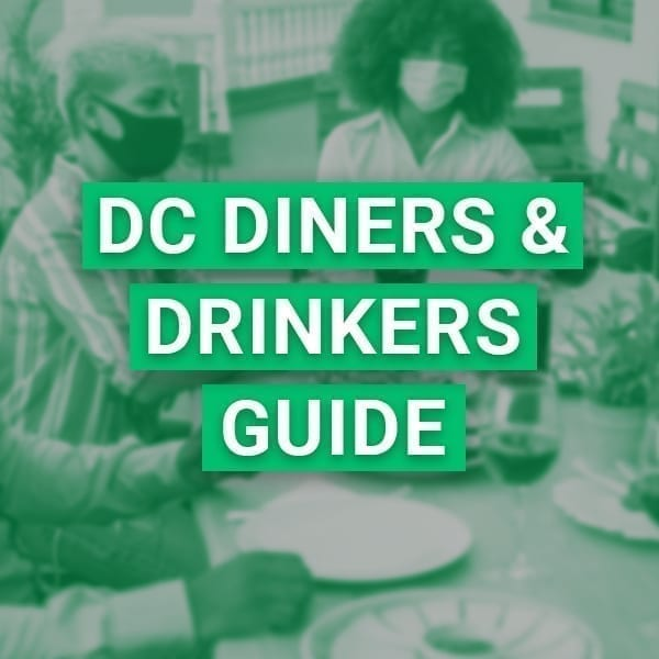 DC Diners & Drinkers Guide